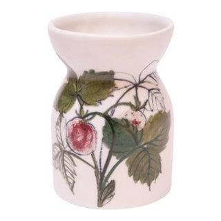 Floral Vase by Hilkka-Liisa Ahola for Arabia Finland For Sale