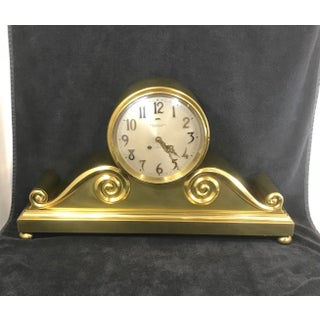 Early 20th Century Chelsea Clock Co. Bronze Tambour Ships Bell Clock Preview