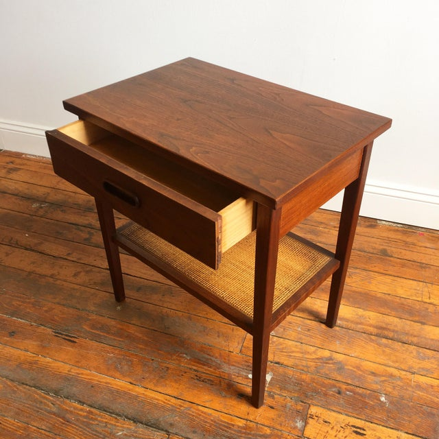 Mid-Century Modern Jack Cartwright Collection Side Table - Image 4 of 8