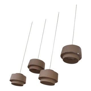Hans Agne Jakobsson Pendent Lights - Set of 4 For Sale