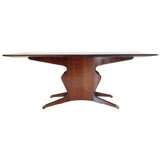 1950s Fossati, Attilio & Arturo Dining Table, Italy For Sale
