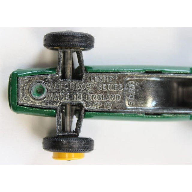 Matchbox Car No.19 Lotus Figure - Image 4 of 5
