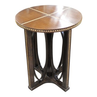Vienna Secession Table in the Style of Josef Hoffmann Weiner Werkstatte For Sale