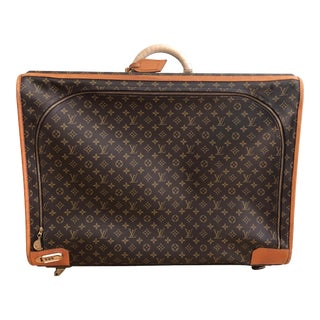 1980s Vintage Louis Vuitton Pullman 75 Luggage For Sale