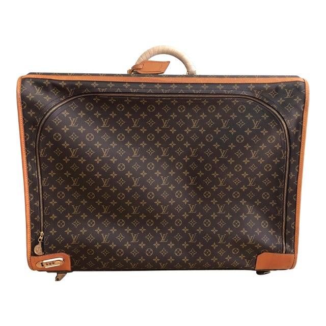 1980s Vintage Louis Vuitton Pullman 75 Luggage For Sale