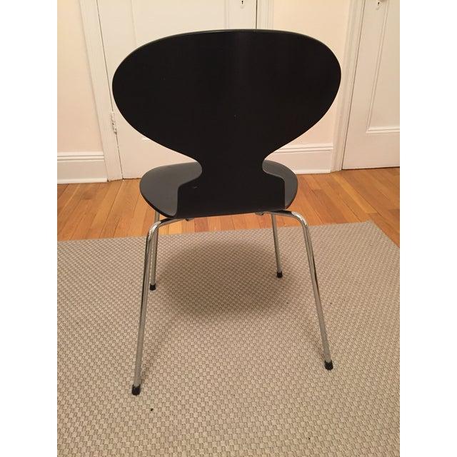 Arne Jacobsen for Fritz Hansen Ant Stacking Chair - Image 4 of 4