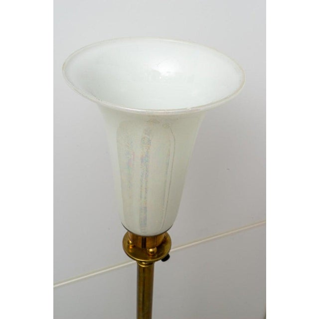1920s Art Deco 1920s Rembrant Torchère Lamps - a Pair For Sale - Image 5 of 13