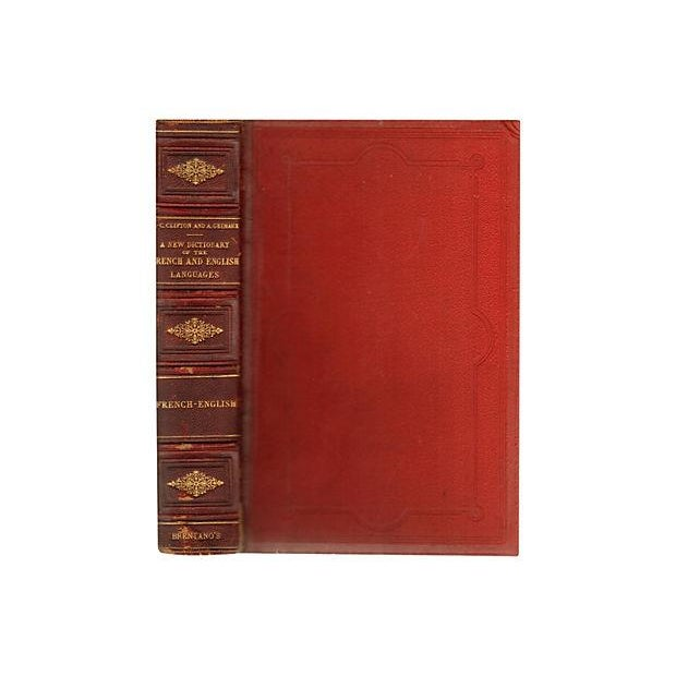 French and English Dictionary - Image 1 of 2