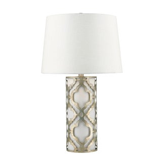Arabella Silver Table Lamp Preview