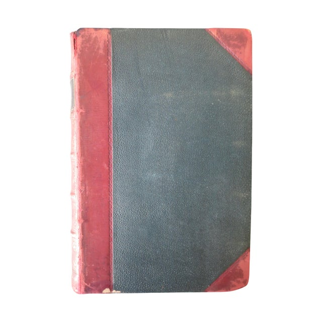 Antique 'The Poetical Works of Thomas Moore' Book For Sale