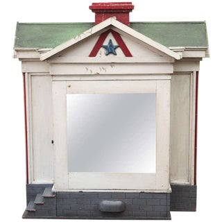 Odd Fellows Vanity with Secret Compartments For Sale
