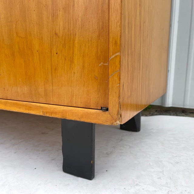 Brown George Nelson Bcs Primavera Dresser for Herman Miller For Sale - Image 8 of 13