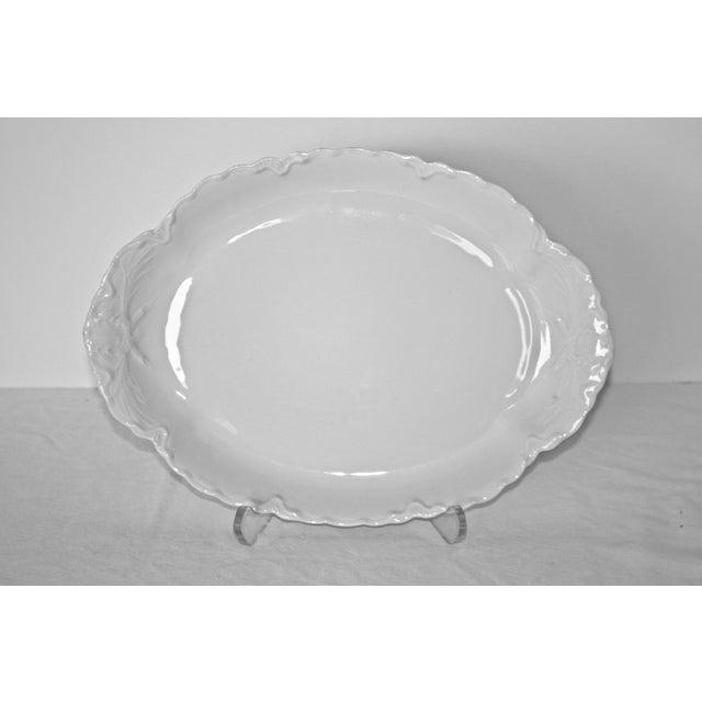 Antique French Haviland Platters - Set of 2 - Image 4 of 8