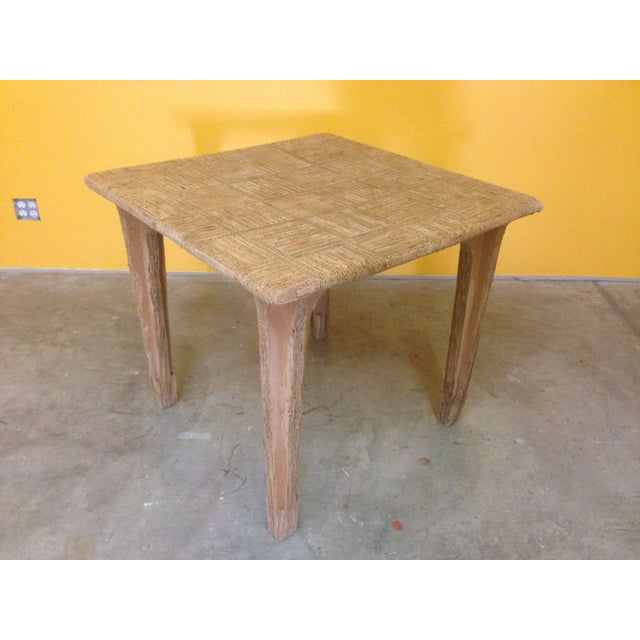 Designer Laminated Cardboard Dining Table - Image 2 of 5