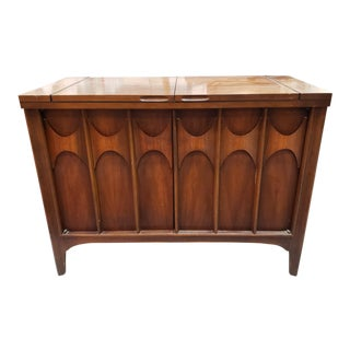 1950s Mid Century Modern Kent Coffey Perspecta Server For Sale