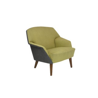 Aksel Bender Madsen Lounge Chair for Custom Upholstery For Sale