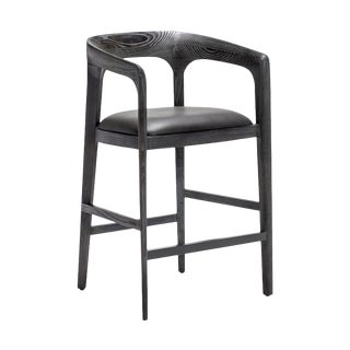 Kendra Counter Stool - Grey For Sale