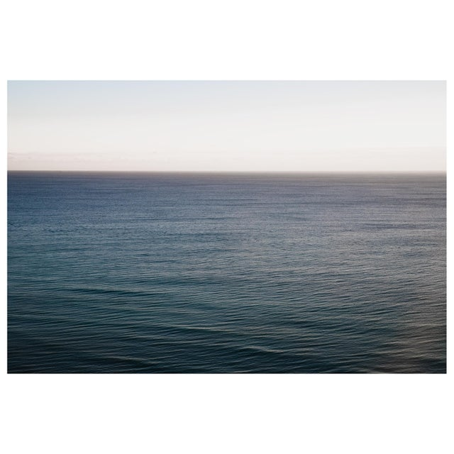 """Not Yet Made - Made To Order """"Miami a.m."""" Minimalist Ocean Wave Photograph For Sale - Image 5 of 5"""