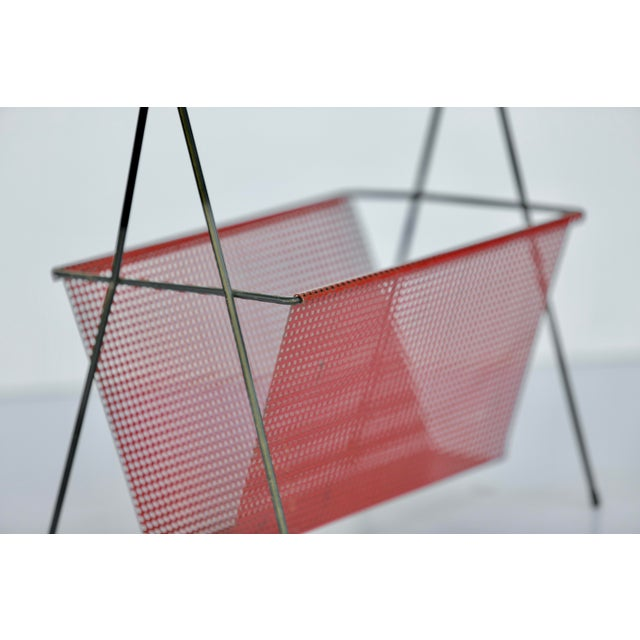 French Magazine Rack For Sale - Image 4 of 5