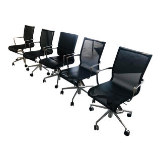 Alberto Meda - Alias Modern Office Chairs - Set of 6 For Sale