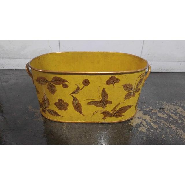 Vintage Cachepot by Phillis Lapham Design C 1998 For Sale - Image 4 of 9
