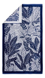 Image of Navy Blue Bathroom Towels and Textiles