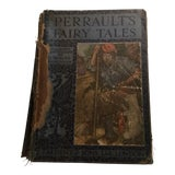 Image of Perrault's Fairy Tales Book, C. 1913 For Sale