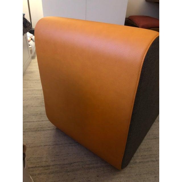 Danish Modern Mid-Century Verner Panton (Verpan) Danish Lounge Chair For Sale - Image 3 of 7