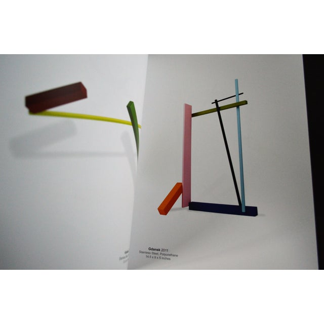 Contemporary Brad Howe Galerie Uli Lang 2011 Artist Catalog Coffee Table Book New For Sale - Image 3 of 10