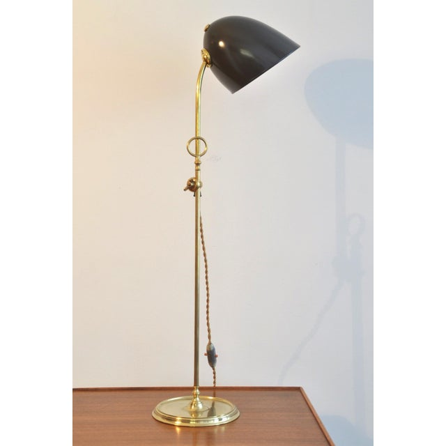 1940s Bag Turgi 1940s Desk Lamp For Sale - Image 5 of 6