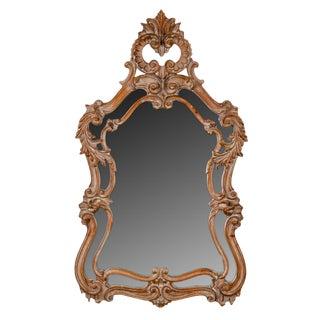 Italian Rococo Wall Mirror For Sale