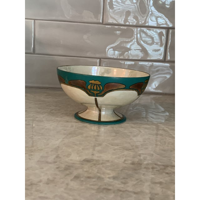 Early 20th Century Hand Painted Haviland France Bowl For Sale In Houston - Image 6 of 6