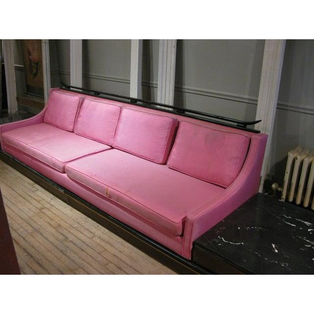 Vintage Platform Sofa by Norman Fox Macgregor For Sale - Image 4 of 8