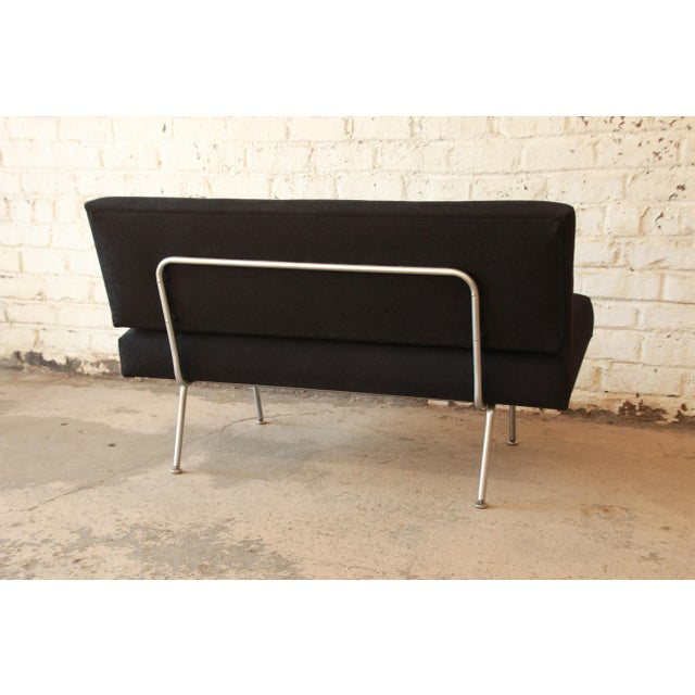 1950s Vintage Florence Knoll Settee - Image 7 of 9