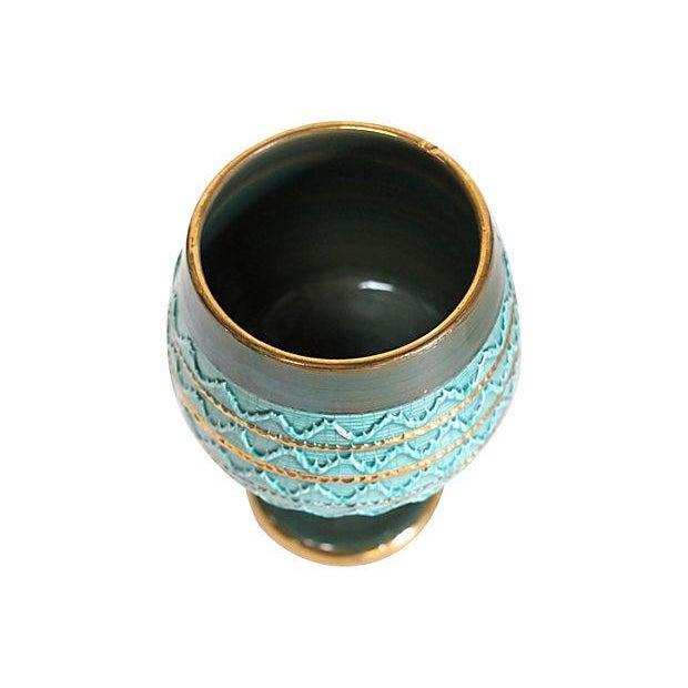 Mid-Century Italian Ceramic Pottery Vase - Image 3 of 5