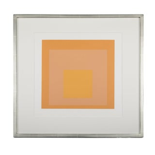 "Josef Albers ""Homage to the Square"" From Formations: Articulation Folio II Folders 17 For Sale"