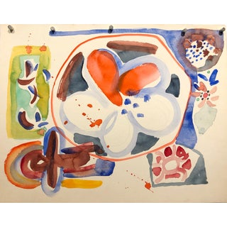 1970s Still Life Painting Nyc Artist For Sale