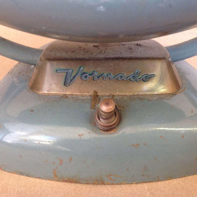 Vintage Vornado Electric Industrial Fan - Image 5 of 8