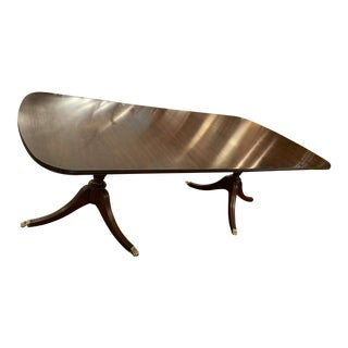 Traditional Henkel Harris Dining Table For Sale
