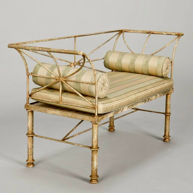 how to make a settee frame