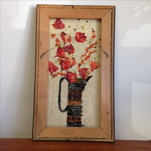 Flowers in a Vase Wall Art - Image 7 of 7