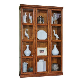 Lighted Display Cabinet For Sale