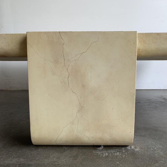 Vanilla Alessandro for Baker Coffee Table For Sale - Image 8 of 13