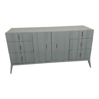 Transitional Vanguard Furniture Ava Buffet For Sale
