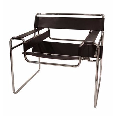 Marcel Breuer's Wassily Chair - Image 1 of 5