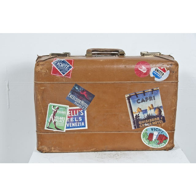 Vintage Suitcase - Image 2 of 4