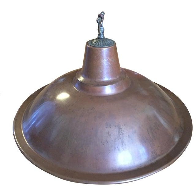 Copper Pendant Lamp - Image 1 of 6