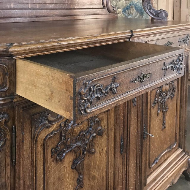 19th Century Liegeois China Buffet For Sale - Image 12 of 13