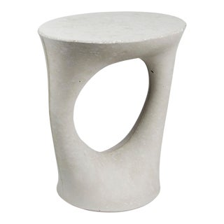 Modern Grey Kreten Short Side Table For Sale