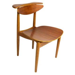 1950s Vintage Finn Juhl Bovirke Bo 62 Reading Chair For Sale